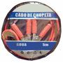 Cabo D Chupeta P/ Bateria Sup. 600a 5 Mts Caminhao C/ Bolsa