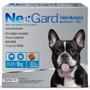 3 Comprimidos Nexgard 4,1 A 10 Kg Antipulgas Carrapatos