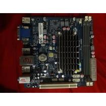 Placa Mae Com Processador Amd C70 Com Memoria 4 Giga