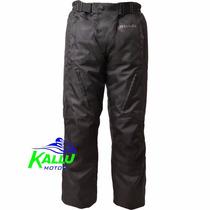 Calça Com Proteção Riffel Urban Tm L Kallu Motos