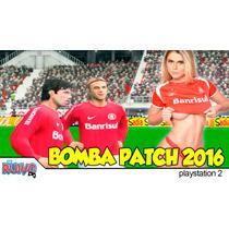 Bomba Patch2016 Brasileirãoo Série A, B