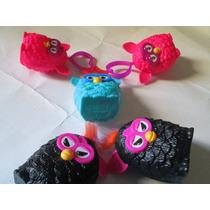 Lote Furby Mc Donalds De Plastico Usados Bb035