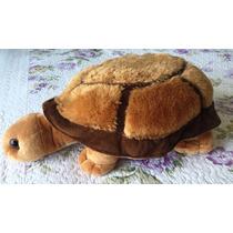 Tartaruga Bicho De Pelúcia Maxtone