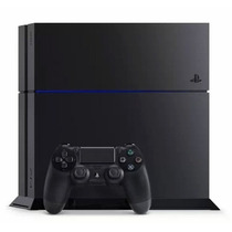 Playstation 4 Ps4 500 Gb Bivolt Americano 1215a. Modelo Novo