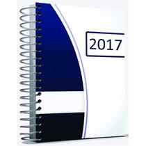 15 Agendas 2017 Personalizada Foto Logomarca Linda Barata