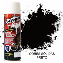 Power Revest !envelopamento Liquido ! Kit Roda Preto Fosco