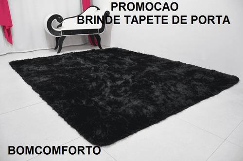tapete 2 50x3 00 peludosala passadeira brinde frete promocao r 599 9 vaow2 precio d brasil. Black Bedroom Furniture Sets. Home Design Ideas