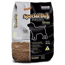 Ração Special Dog Prime Filhotes 10,1 Kg Frango E Arroz