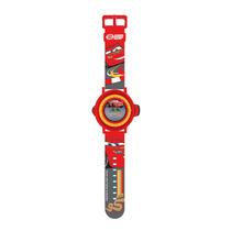 Relógio Digital Projetor Carros - Intek