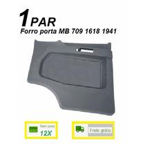 Par Forro Porta Caminhão Mb 709 1618 1935
