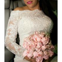Vestido De Noiva Novo Modelo Sereia