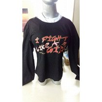 Camisa Feminina Fight Like A Girl