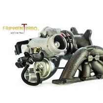 Turbina K04 Híbrida Frankenturbo F23 Jetta Passat Fusca Tsi