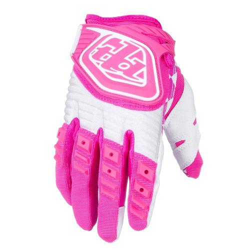 Luva Motocross Trilha Troy Lee Designs Gp Pink