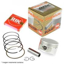 Kit Premium Pistão E Anéis Rik Cb 300r - Xre 300 0.25