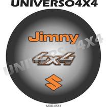 Capa Estepe Jimny, Suzuki, Couro Sint, Pneu 205x70x15, M0513