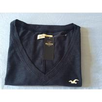 Camiseta Hollister - Feminina - Tam. M