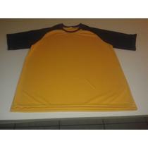 Camisetas Raglan Lisa Para Sublimação