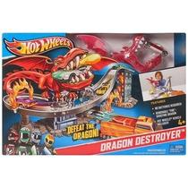 Pista Hotwheels - Dragon Destroyer - X9300