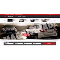 Script Php Site Revenda De Veículos Automóveis Responsivo