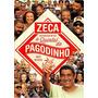 Dvd Zeca Apresenta O Quintal Do Pagodinho - Original Lacrado