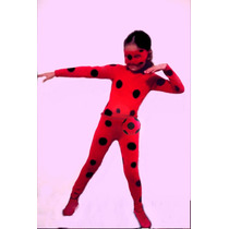 Fantasia Ladybug Miraculous Infantil Chat Noir Completa +br