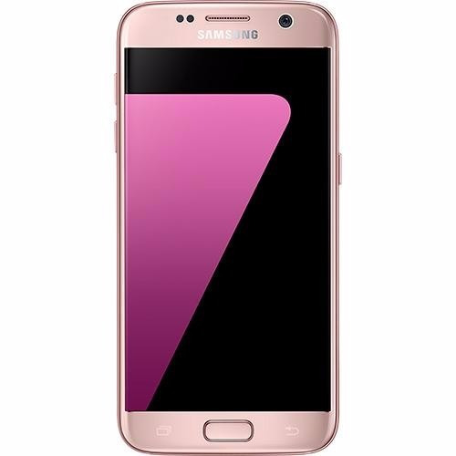 Celular Samsung Galaxy S7 Edge Rose Android 6.0 Tela 5.5 ´ ´