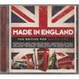 Made In England - Cd Lacrado - Novo - O + Barato!!