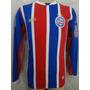 Camisa Esporte Clube Bahia Manga Longa Frete Grátis