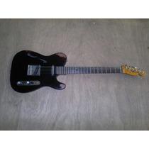 Guitarra Telecaster Semi-acústica Relic C/ Captação Fender