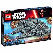 Lego Star Wars 75105 Millenium Falcon Episodio 7 - 1329 Pçs