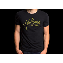 Camiseta Hilsong United Camisa Rock Gospel