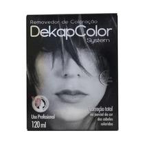 Removedor De Coloração Dekapcolor Sytem 120ml Yamá