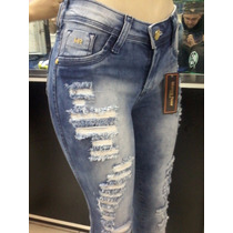Calça Jeans Feminina Morena Rosa - Temos Colcci