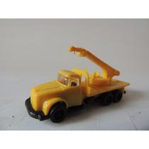 Mini Caminhão Guindaste - Pevi - Anos 90 (p 24)