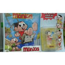 Coleção Oficial De Miniaturas Turma Da Mônica Ed.01
