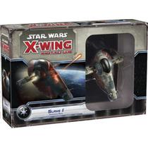 Slave I - X-wing Star Wars Game Miniatura Jogo Ffg