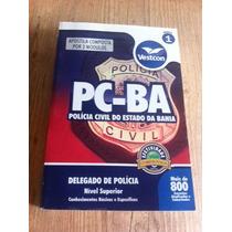 Apostila Para Delegado Polícia Civil Bahia Edição 2013