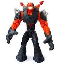 Boneco Max Steel - Elementor Magma W8274