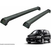 Rack Teto Chevrolet Zafira Sem Longarina Long Life Preta