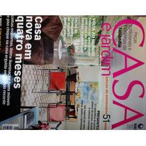 Revista Casa E Jardim Nº 593 - Junho/2004