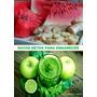 Sucos Detox Para Queimar Gordura Livro Digital