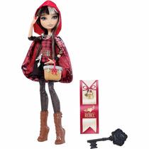 Ever After High Bonecas Rebel Cerise Hood - Mattel