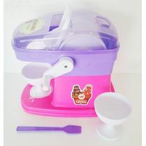 Brinquedo Maquina De Fazer Sorvete Calesita..gelateria.