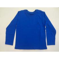 Camiseta Ellus Kids Youth Spirit - Azul Royal