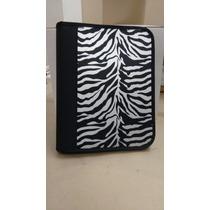 Fichário Universitário Feminino Zebra