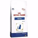 Ração Royal Canin Feline Veterinary Renal Gatos 7,5 Kg
