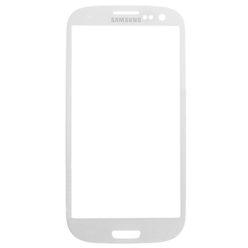 Tela Vidro Samsung I9300 Galaxy S3 Branco Original