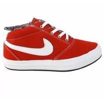 Sapatênis/tênis Infantil Nike Cano Longo .