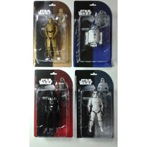 Coleção Completa Inter Change Star Wars Egg Force
